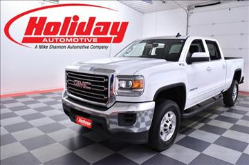 2016 GMC Sierra 2500HD for sale in Fond Du Lac, WI
