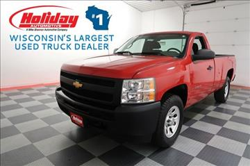2012 Chevrolet Silverado 1500 for sale in Fond Du Lac, WI