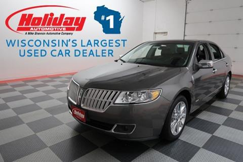 2012 Lincoln MKZ Hybrid for sale in Fond Du Lac, WI
