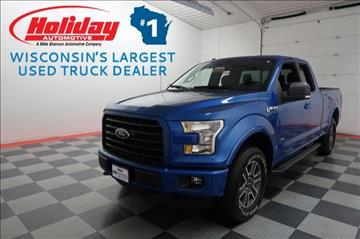 2015 Ford F-150 for sale in Fond Du Lac, WI