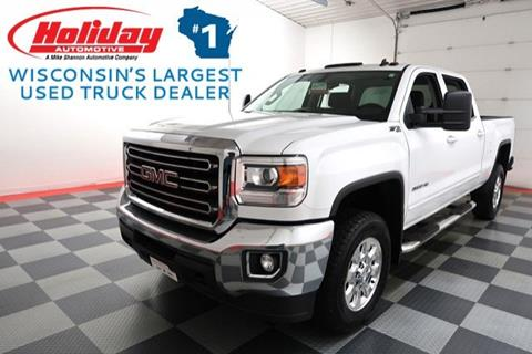 2015 GMC Sierra 2500HD for sale in Fond Du Lac, WI