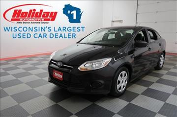 2014 Ford Focus for sale in Fond Du Lac, WI