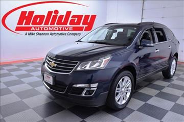 2015 Chevrolet Traverse for sale in Fond Du Lac, WI