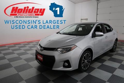 2014 Toyota Corolla for sale in Fond Du Lac, WI