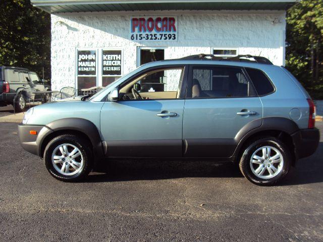 2006 Hyundai Tucson
