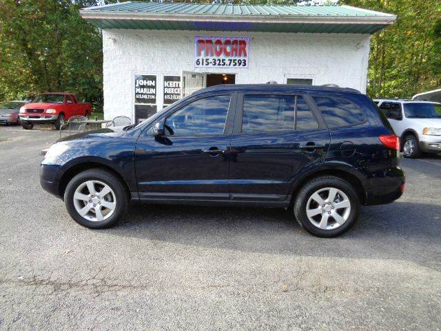 2009 hyundai santa fe limited 4dr suv in portland tn procar. Black Bedroom Furniture Sets. Home Design Ideas