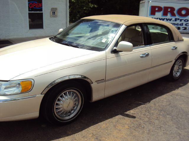 1998 Lincoln Town Car