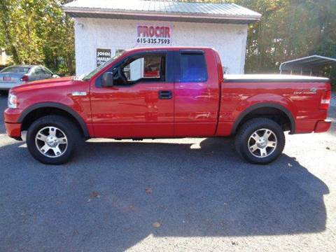 2004 Ford F-150 for sale in Portland, TN
