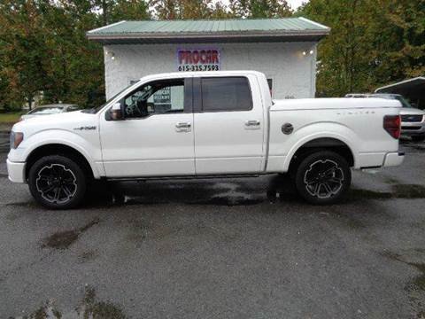2011 Ford F-150 for sale in Portland, TN