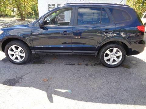 2009 Hyundai Santa Fe for sale in Portland, TN