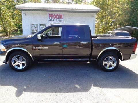 2011 RAM Ram Pickup 1500 for sale in Portland, TN