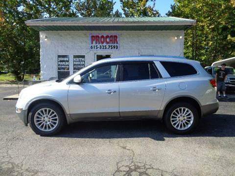 2010 Buick Enclave for sale in Portland, TN