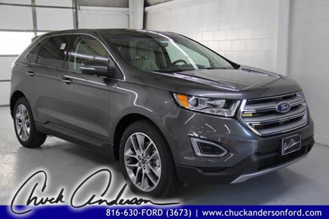 2017 Ford Edge for sale in Excelsior Springs MO
