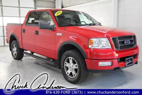 2004 Ford F-150 for sale in Excelsior Springs MO