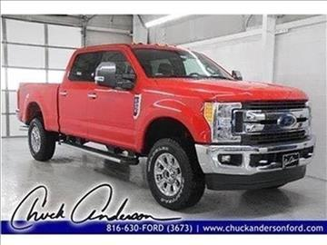 2017 Ford F-250 Super Duty for sale in Excelsior Springs, MO