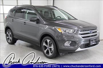 2017 Ford Escape for sale in Excelsior Springs, MO