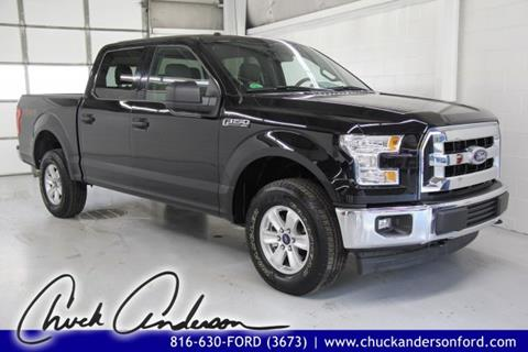 2017 Ford F-150 for sale in Excelsior Springs MO