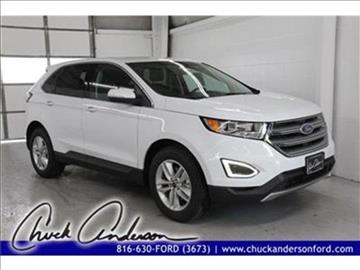 2016 Ford Edge for sale in Excelsior Springs, MO