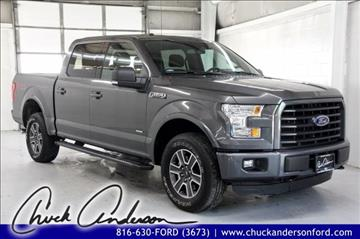 2015 Ford F-150 for sale in Excelsior Springs, MO