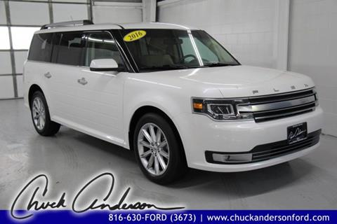 2016 Ford Flex for sale in Excelsior Springs, MO