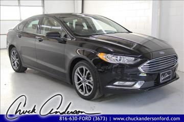 2017 Ford Fusion for sale in Excelsior Springs MO