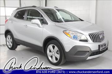 2015 Buick Encore for sale in Excelsior Springs, MO
