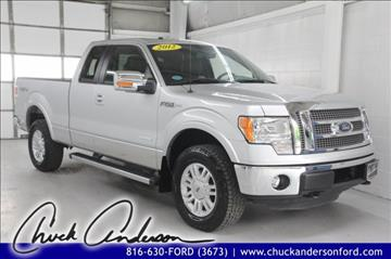 2012 Ford F-150 for sale in Excelsior Springs MO