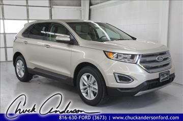 2017 Ford Edge for sale in Excelsior Springs, MO
