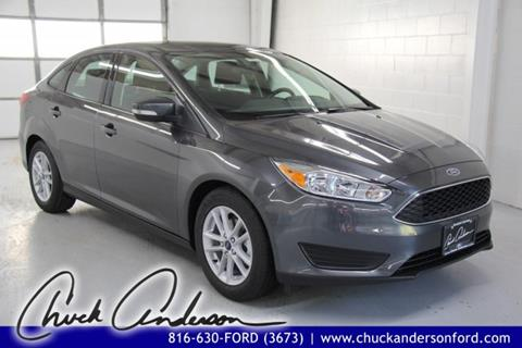 2017 Ford Focus for sale in Excelsior Springs, MO