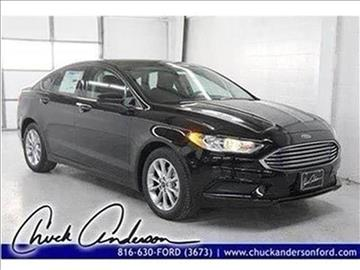 2017 Ford Fusion for sale in Excelsior Springs, MO