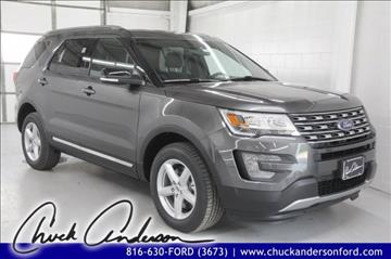 2017 Ford Explorer for sale in Excelsior Springs, MO
