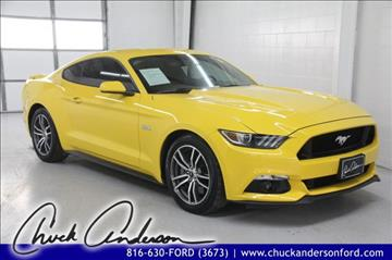 2015 Ford Mustang for sale in Excelsior Springs MO