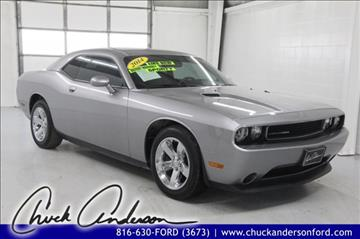 2014 Dodge Challenger for sale in Excelsior Springs, MO