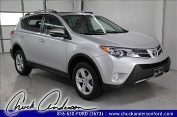2014 Toyota RAV4 for sale in Excelsior Springs MO