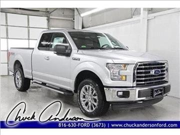 2017 Ford F-150 for sale in Excelsior Springs, MO