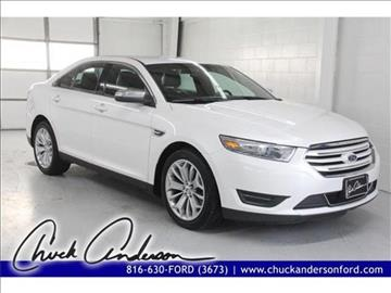 2013 Ford Taurus for sale in Excelsior Springs, MO