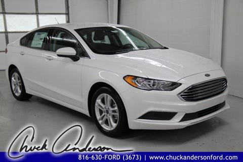 2018 Ford Fusion for sale in Excelsior Springs, MO