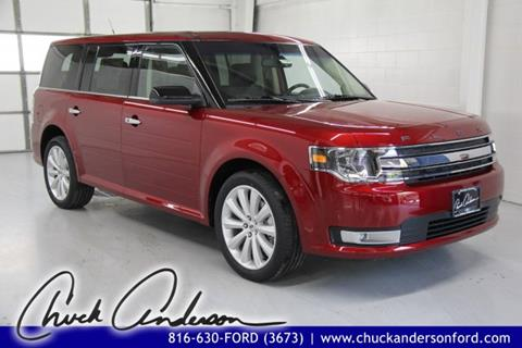 2018 Ford Flex for sale in Excelsior Springs MO