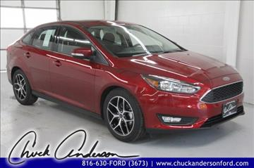 2017 Ford Focus for sale in Excelsior Springs MO