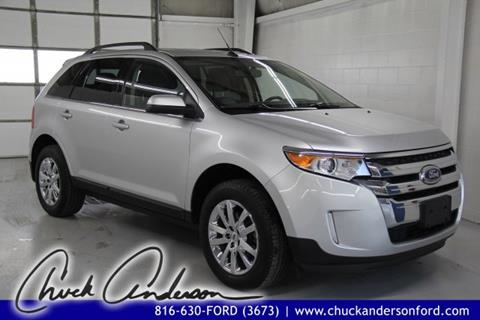 2014 Ford Edge for sale in Excelsior Springs MO