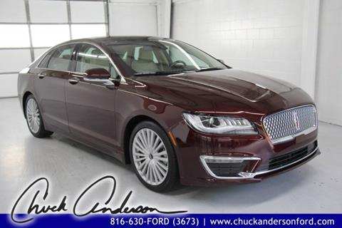 2017 Lincoln MKZ for sale in Excelsior Springs MO