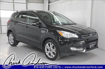 2015 Ford Escape for sale in Excelsior Springs, MO