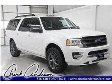 2017 Ford Expedition EL for sale in Excelsior Springs MO
