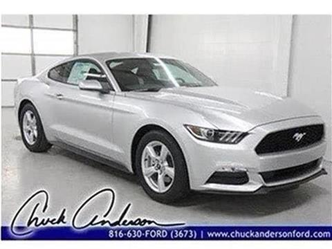 2017 Ford Mustang for sale in Excelsior Springs MO