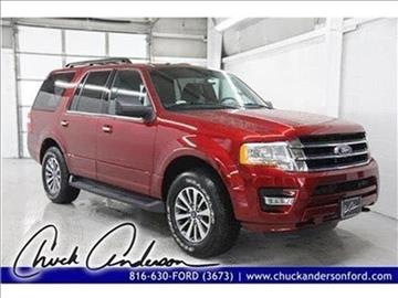 2017 Ford Expedition for sale in Excelsior Springs, MO