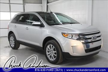 2013 Ford Edge for sale in Excelsior Springs, MO