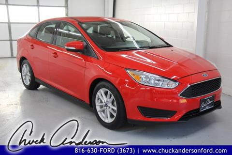 2015 Ford Focus for sale in Excelsior Springs MO