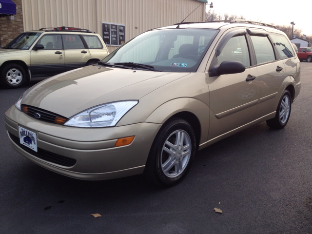 2001 Ford Focus Wagon