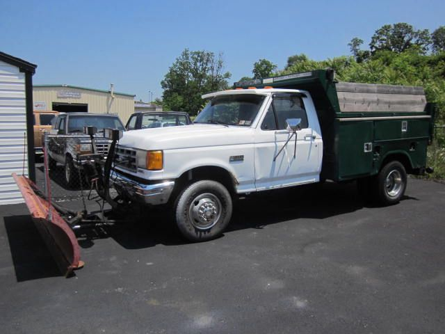 1991 Ford F-450 SD
