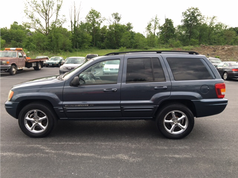 2002 Jeep Grand Cherokee for sale in Dillsburg, PA